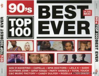 VA - 90's Top 100 Best Ever In The Mix (3CD)