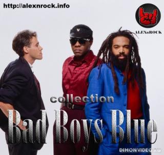 Bad Boys Blue - Collection от ALEXnROCK (2018)