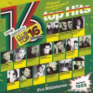 VA - Club Top 16 (1988)