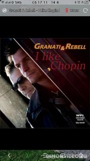 Granati & Rebell - I Like Chopin (Dancefox)