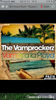 The Vamprockerz - Vamos A La Playa (DJ Gollum Rmx)