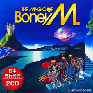 Boney M. - The Magic (2CD) (Compilation) (2019)