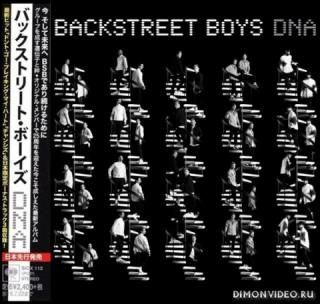 Backstreet Boys - DNA (Japanese Edition) (2019)