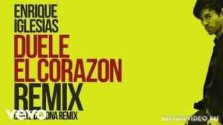 Enrique Iglesias feat. Gente de Zona & Wisin - DUELE EL CORAZON (Remix)