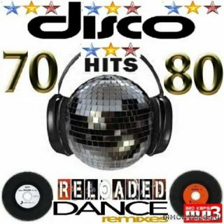 VA Dance - Disco Hits 70's & 80's Reloaded (CD-1)