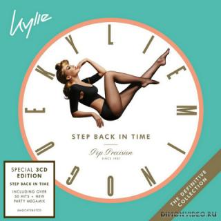 Kylie Minogue - Step Back In Time: The Definitive Collection (Special Edition) (3CD) (2019)