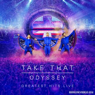 Take That - Odyssey: Greatest Hits Live (CD-1)