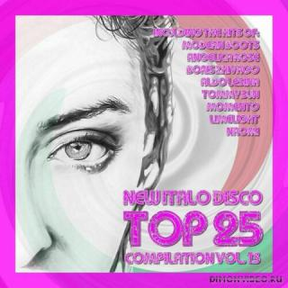 VA - New Italo Disco Top 25 Compilation Vol.13