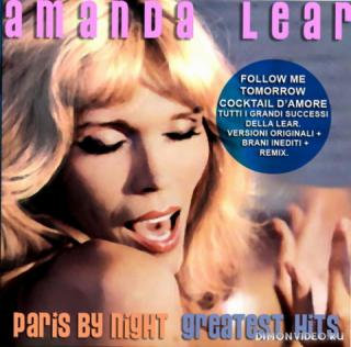 Amanda Lear - Paris By Night (Greatest Hits) (2CD)
