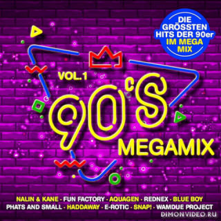 VA  -  90s Megamix Vol. 1, Pt.1