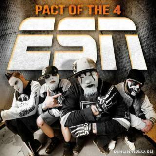 Eastside Ninjas - Like 2 Talk a Bit (ft. Twiztid)