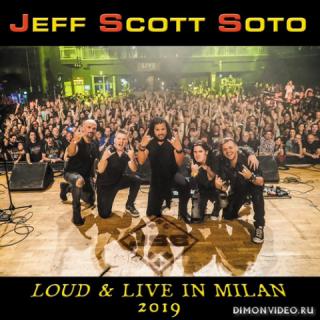 Jeff Scott Soto - Loud & Live In Milan (2020)