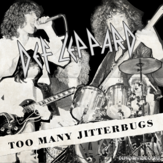 Def Leppard - Too Many Jitterbugs (B-Sides and Rarities) (2020)
