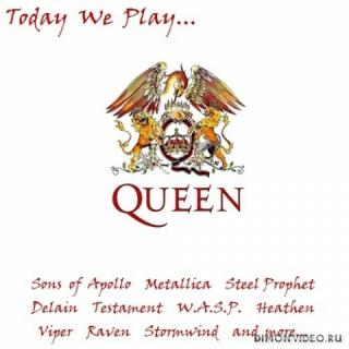 Various Artists - Today We Play... Queen (2020)