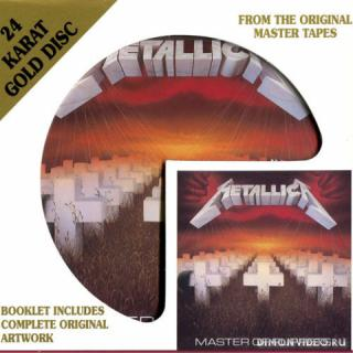 Metallica - Master Of Puppets [Remastered] (1999)