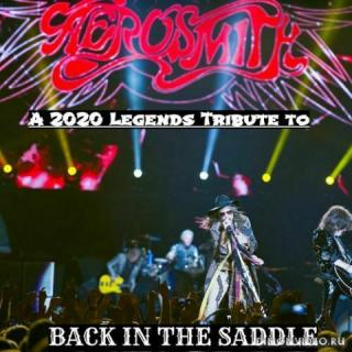 VA - Back In The Saddle: A 2020 Legends Tribute To Aerosmith