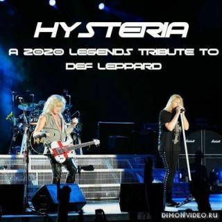 VA - Hysteria: A 2020 Legends Tribute To Def Leppard