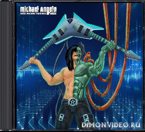 Michael Angelo Batio - More Machine than Man (2020)