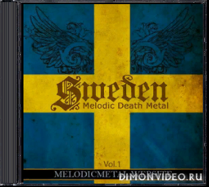 Various Artists - Sweden: Melodic Death Metal Vol. 1 (Rerelease 2014)