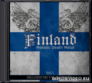 Various Artists - Finland: Melodic Death Metal Vol. 1 (Rerelease 2014)