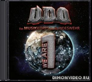 U.D.O. & Das Musikkorps Der Bundeswehr - We Are One (2020)