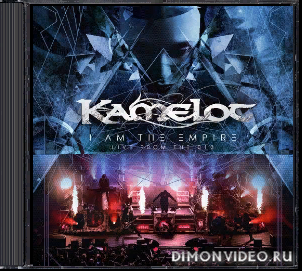 Kamelot - I Am the Empire - Live from the 013 (Live) (2CD) (2020)