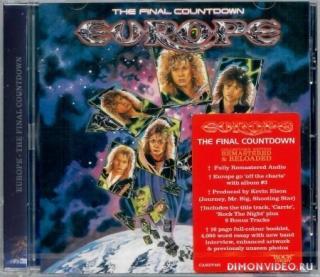 Europe - The Final Countdown - 1986 (2019)