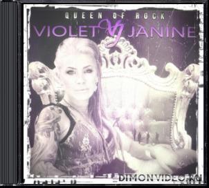 Violet Janine - Queen Of Rock (2020)