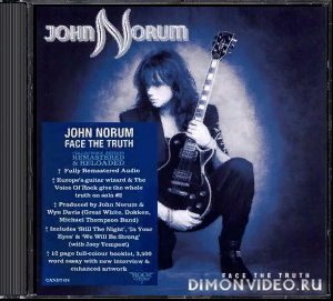 John Norum - Face The Truth (Rock Candy Remastered & Reloaded) (2020)