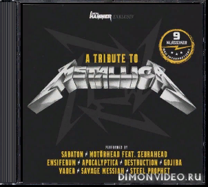 Various Artists - A Tribute to Metallica (Metal Hammer Promo CD) (2020)