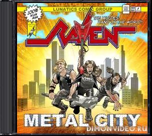 Raven - Metal City (2020)