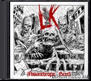 Lik - Misanthropic Breed (Upconvert) (2020)