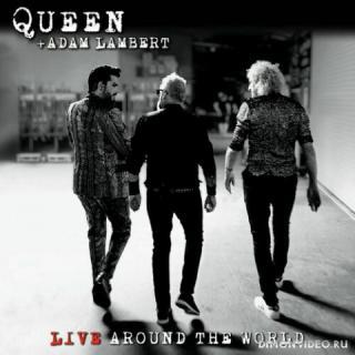 Queen Feat. Adam Lambert - Live Around The World (2020)