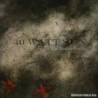 40 Watt Sun - The Inside Room (2011)