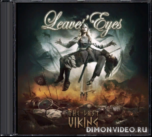 Leaves' Eyes - The Last Viking (2CD) (2020)