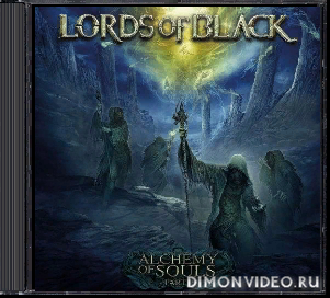 Lords of Black - Alchemy Of Souls, Pt. I (Japanese Edition) (2020)
