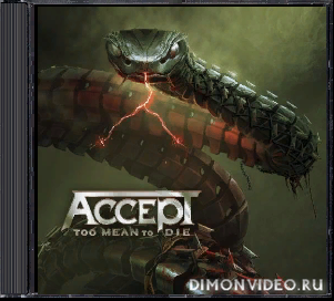 Accept - Too Mean to Die (EP) (2020)