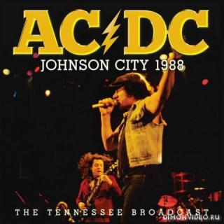 AC/DC - Johnson City 1988 (Unofficial Release)