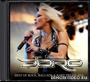 Doro - Magic Diamonds - Best of Rock, Ballads & Rare Treasures (2020)
