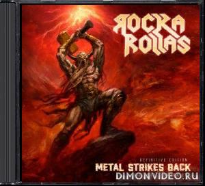 Rocka Rollas - Metal Strikes Back (Definite Edition) (2020)