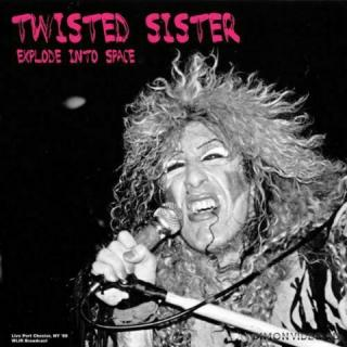 Twisted Sister - Explode Into Space (Live, NY '80) (2021)