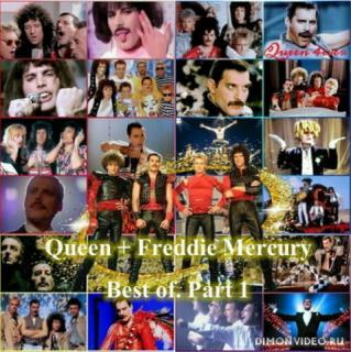 Queen & Freddie Mercury - Best of (2 CD) (2021)