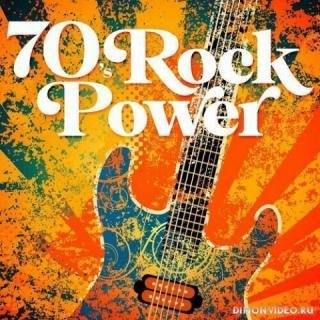VA - 70's Rock Power (2021)