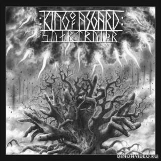 King of Asgard - Svartrviðr (2021)