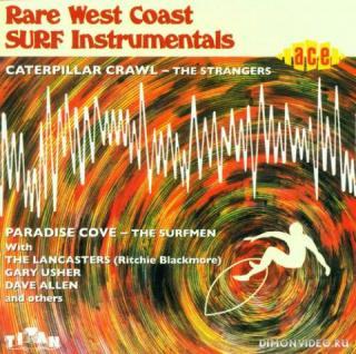 VA - Rare West Coast Surf Instrumentals