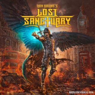 Dan Baunes Lost Sanctuary - Lost Sanctuary (2021)