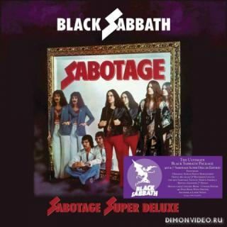 Black Sabbath - Sabotage [Super Deluxe Edition, 4 CD] (1975/2021) 4 CD