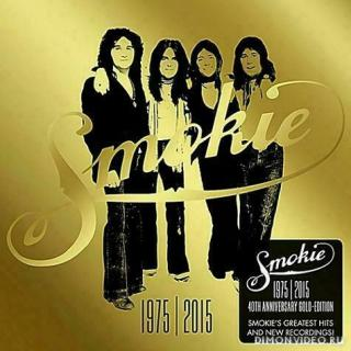 Smokie - Gold 1975-2015: 40th Anniversary Gold Edition [Deluxe Version] (2CD)
