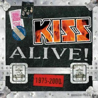 KISS - Alive! 1975-2000 [4CD Box Set]