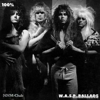 W.A.S.P. - 100% W.A.S.P. Ballads (2020)
